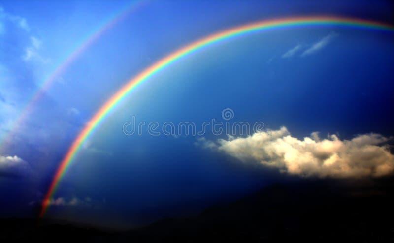 Regenbogen royalty-vrije stock foto's