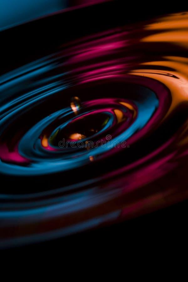 Regenbogen-Wasser lizenzfreie stockfotografie