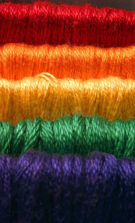 Regenboog royalty-vrije stock foto's