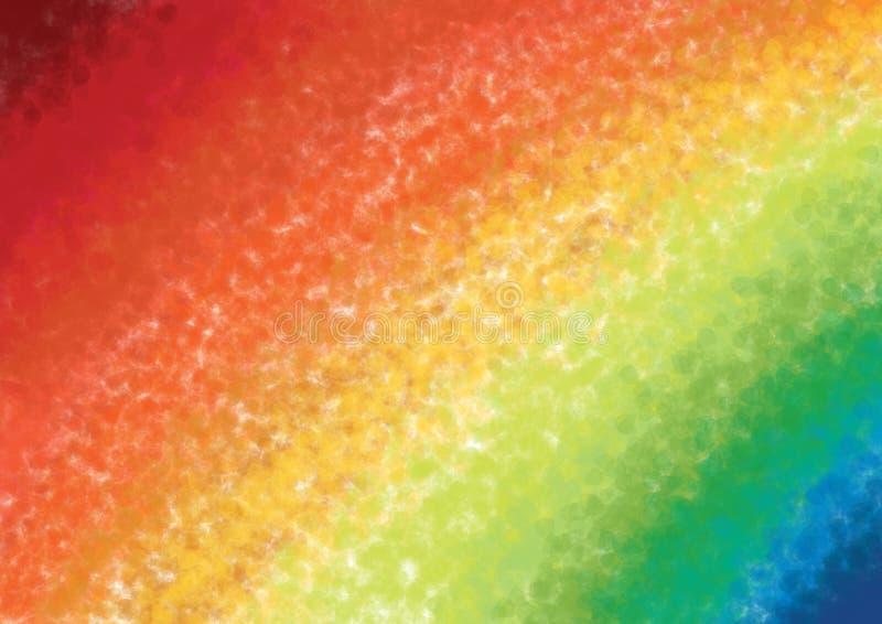 Regenboog royalty-vrije stock foto