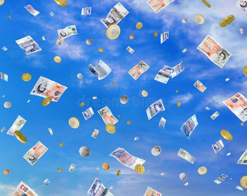 Regenend Geld