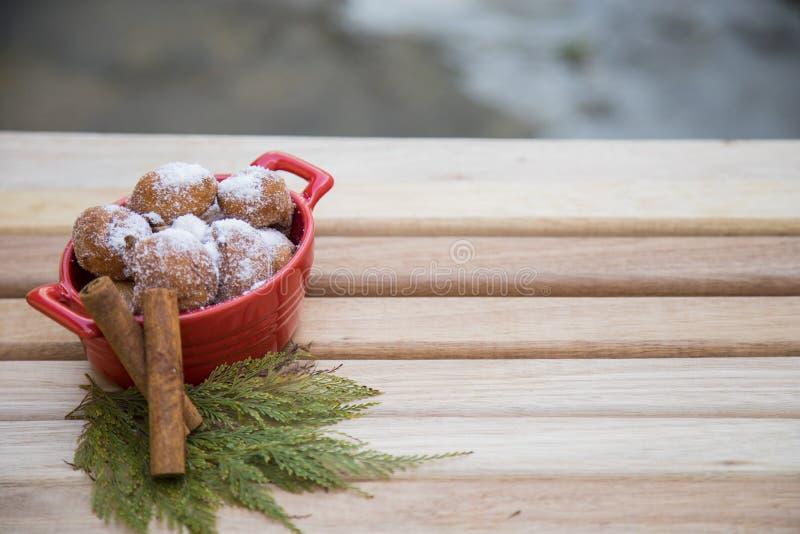 Regenkoekje, traditioneel Braziliaans snoepje stock afbeelding