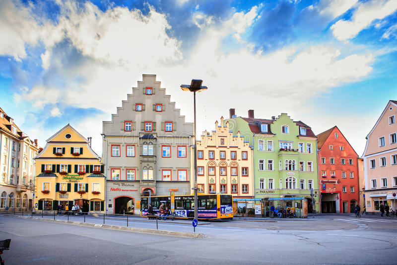 Regensburg fotografie stock