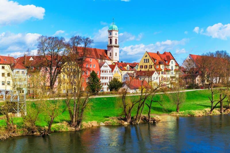 Regensburg, Bayern, Deutschland lizenzfreie stockfotografie