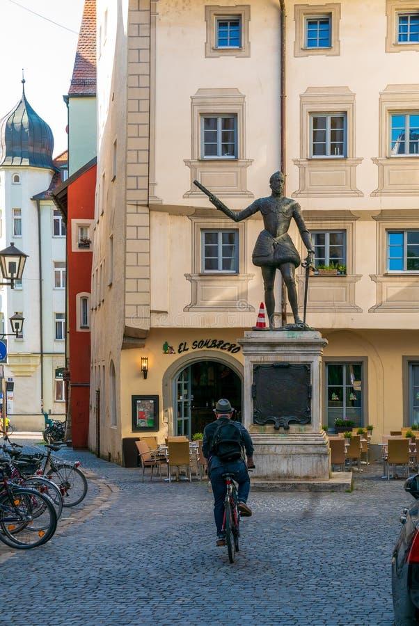Regensburg immagini stock libere da diritti