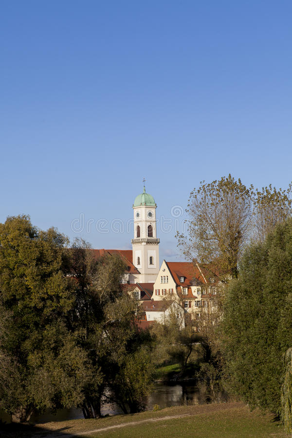 Download Regensburg, Germany stock photo. Image of nature, cathedral - 26506976