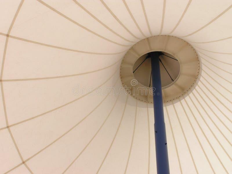 Regenschirm-wie abstraktes Muster lizenzfreies stockbild