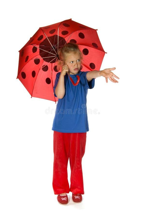 Regent het? stock fotografie