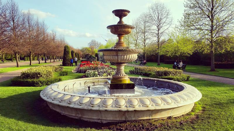 Regent& x27;s Park royalty free stock photos