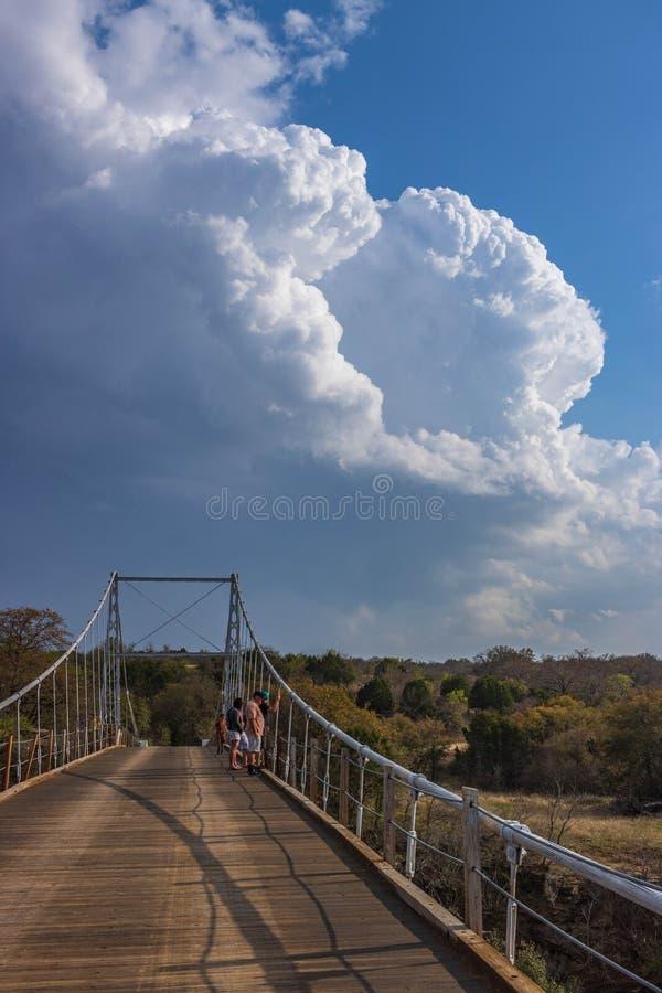 Regentaathangbrug 3 royalty-vrije stock afbeeldingen