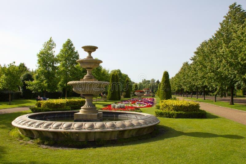 Regentpark royaltyfri bild