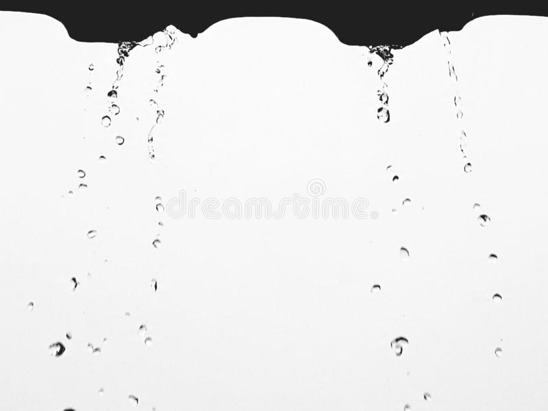 regenwater stock fotografie