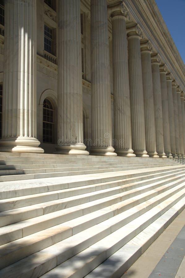 regering för 4 domstolsbyggnad royaltyfri foto