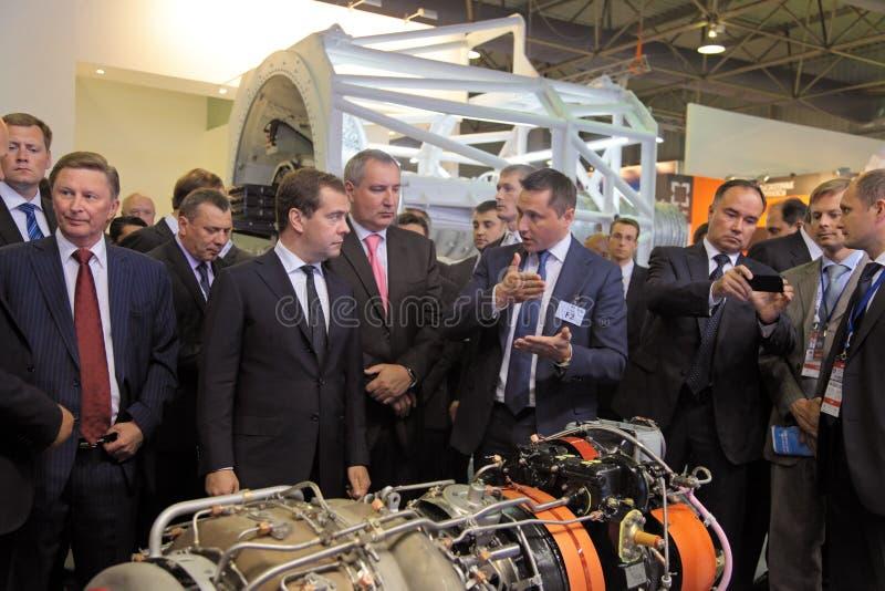 Regerings- delegation royaltyfria bilder
