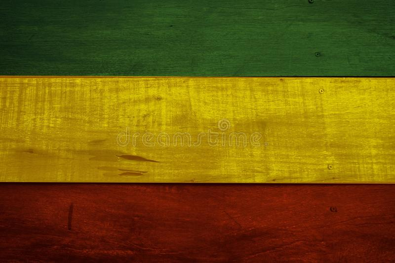 Reggae-Hintergrund vektor abbildung
