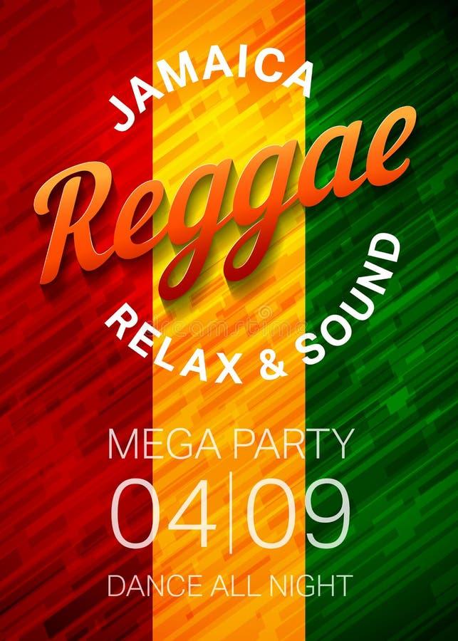 Reggae stock illustration