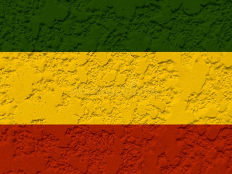 Reggaeachtergrond royalty-vrije stock afbeeldingen