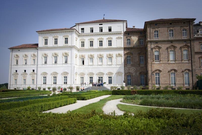 Reggia Di Venaria Near Turin Stock Image