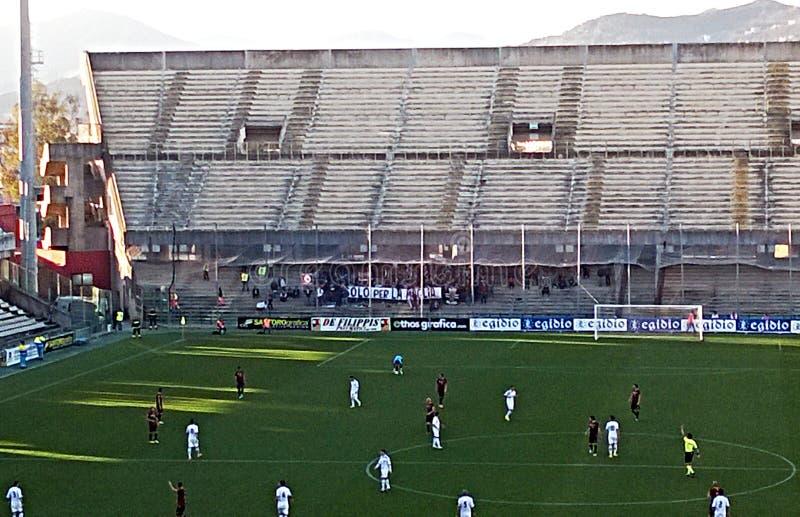 Reggina Ultras στοκ φωτογραφία με δικαίωμα ελεύθερης χρήσης