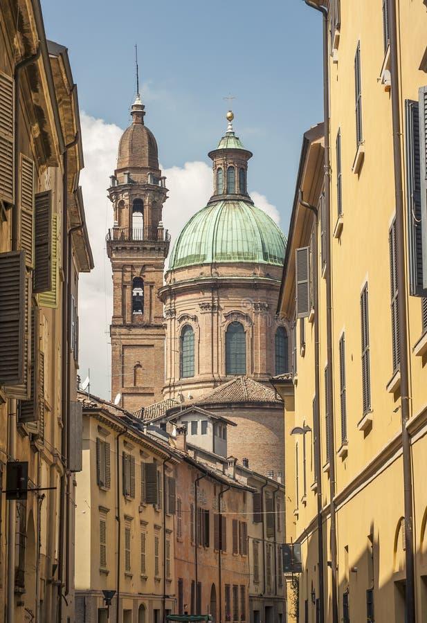 Reggio Emilia, Emilia Romagna, Italia foto de archivo