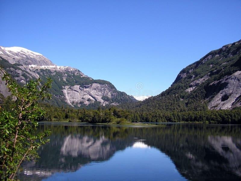 Região andina imagem de stock royalty free