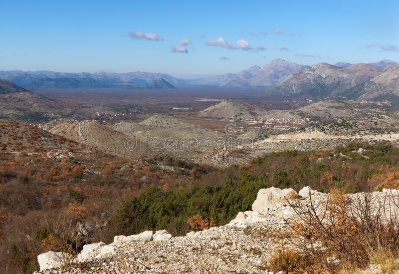 Região, Bósnia e Herzegovina de Tuli foto de stock