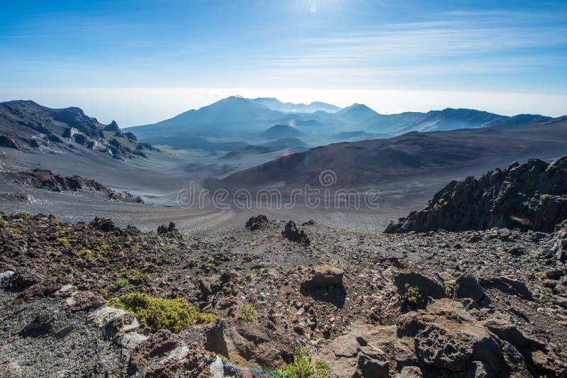 Região do vulcão fotos de stock royalty free