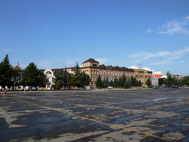 REGIÓN DE ENGELS, SARATOV, RUSIA fotos de archivo