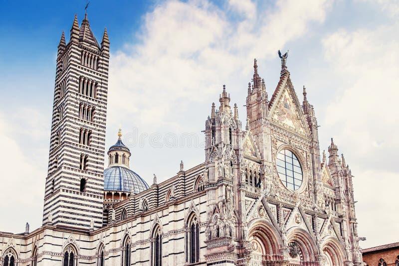 Región de Siena, Toscana, Italia imagenes de archivo