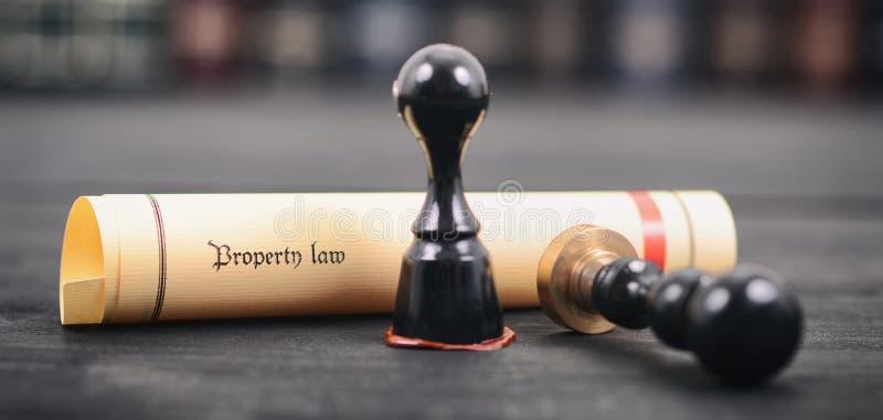 Regime dei beni, guarnizione di notaio, concetto di legalità, atto di regime dei beni fotografie stock libere da diritti