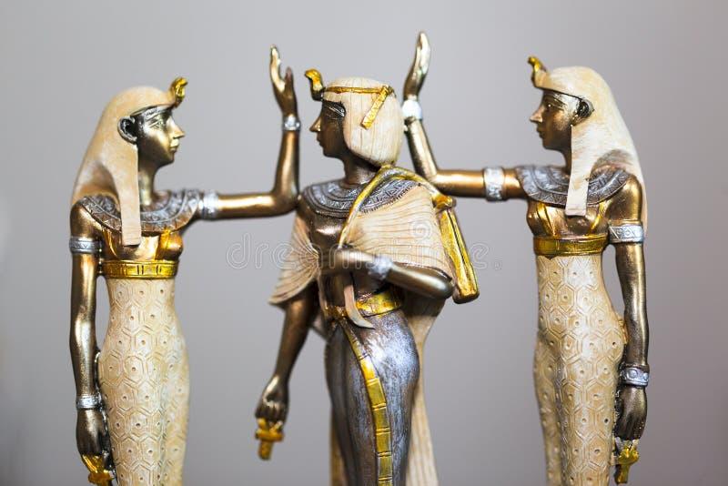 Regina egiziana illustrazione di stock