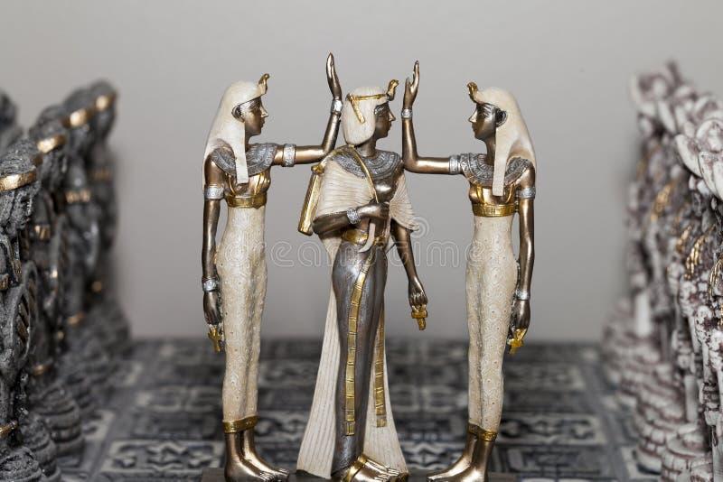 Regina egiziana immagini stock libere da diritti