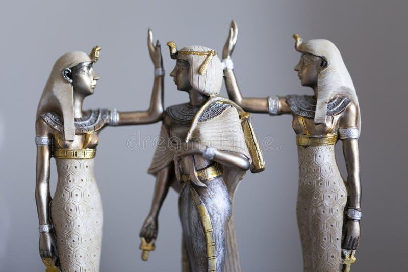 Regina egiziana illustrazione vettoriale
