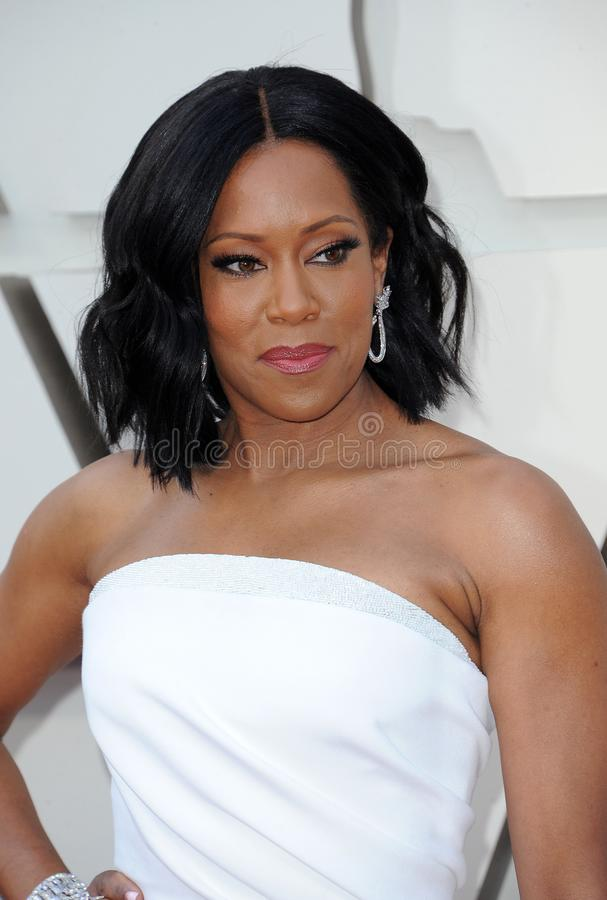 Regina King photographie stock libre de droits