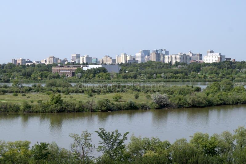 Regina, Saskatchewan stock afbeelding