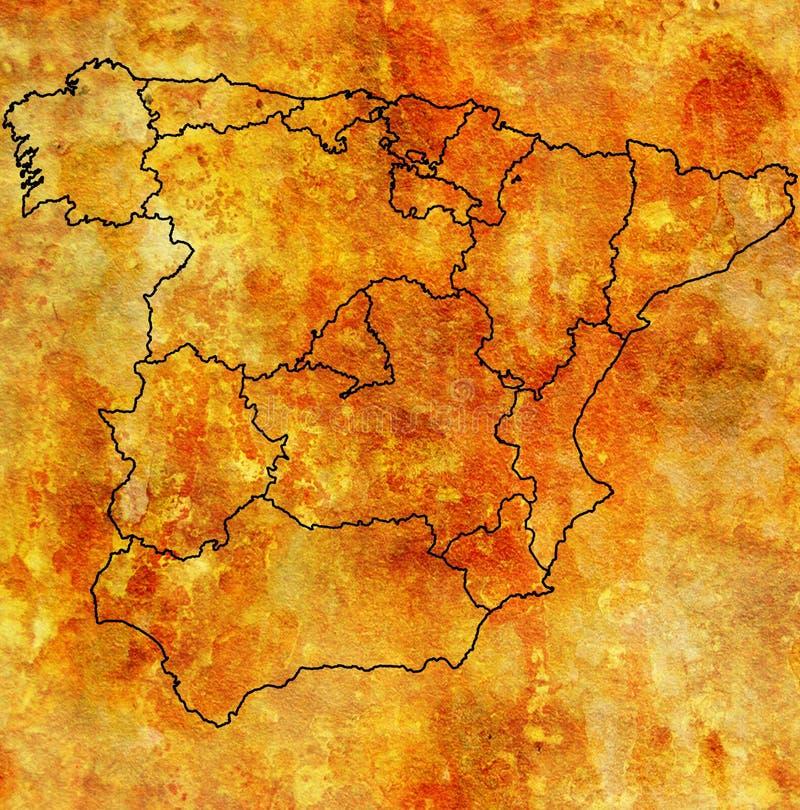 Region of spain
