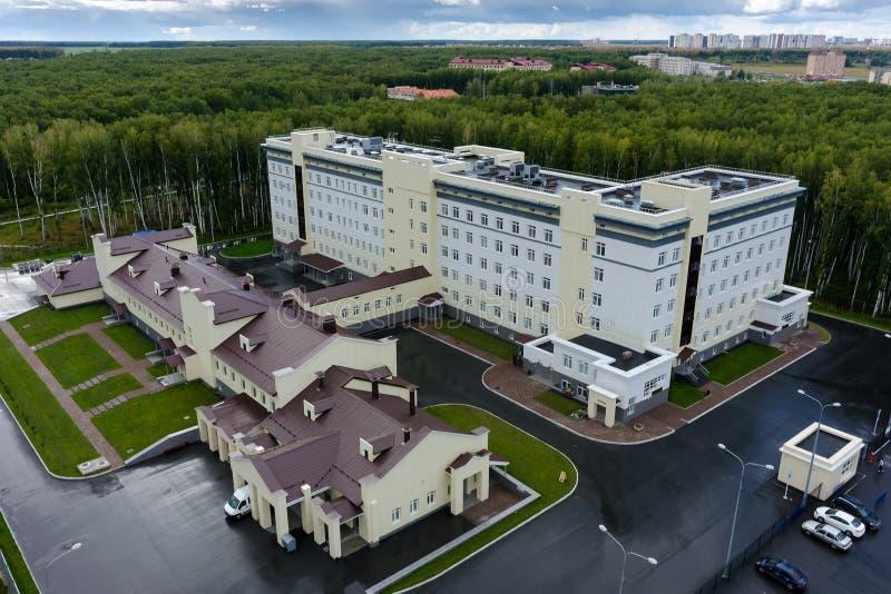 Regionale dienst van gerechtelijk algemeen medisch onderzoek royalty-vrije stock fotografie