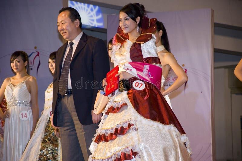 Regionale Misser Asia royalty-vrije stock foto