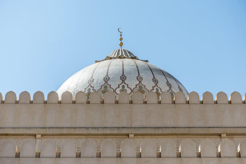 Regione di Sultan Qaboos Grand Mosque Salalah Dhofar di Oman 5 immagine stock libera da diritti