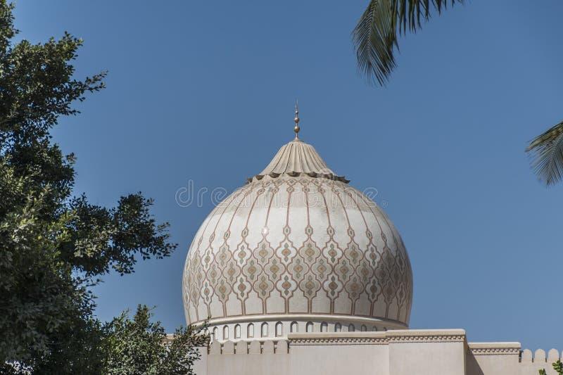 Regione di Sultan Qaboos Grand Mosque Salalah Dhofar di Oman 12 immagine stock