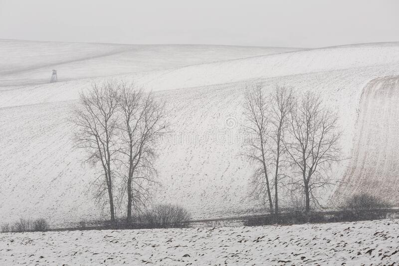 Regione di Turiec, Slovacchia fotografie stock