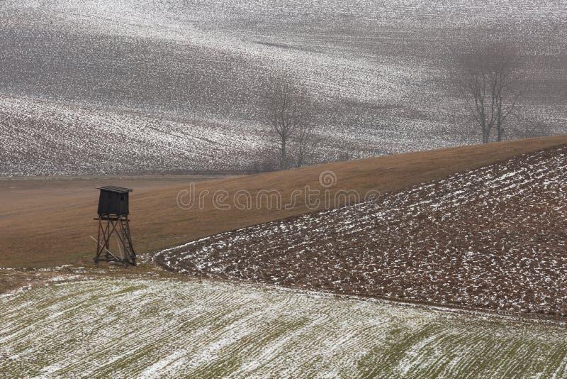 Regione di Turiec, Slovacchia fotografia stock