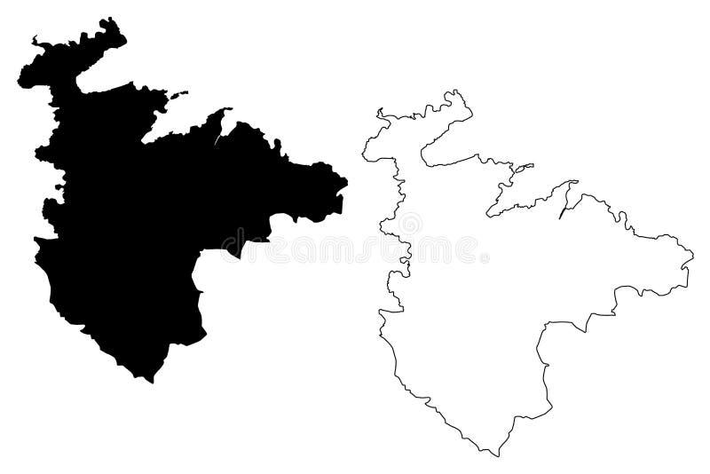 Cartina Di Malta Da Stampare.Repubblica Di Malta Mappa Di Paese Illustrazione Vettoriale Illustrazione Di Repubblica Terra 78048303