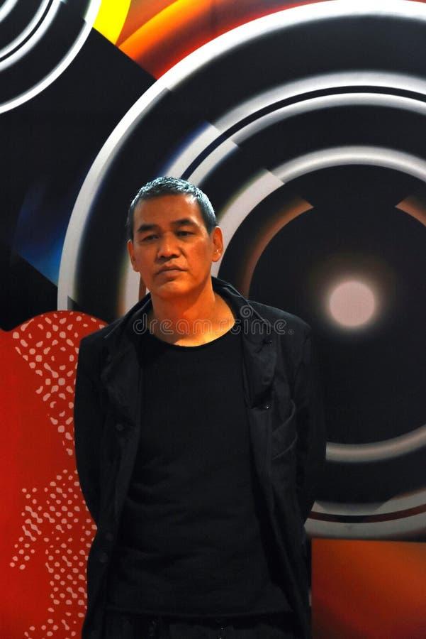 Regisseur SABU van Internationaal de Filmfestival van Japan eenenveertigste Moskou stock afbeelding