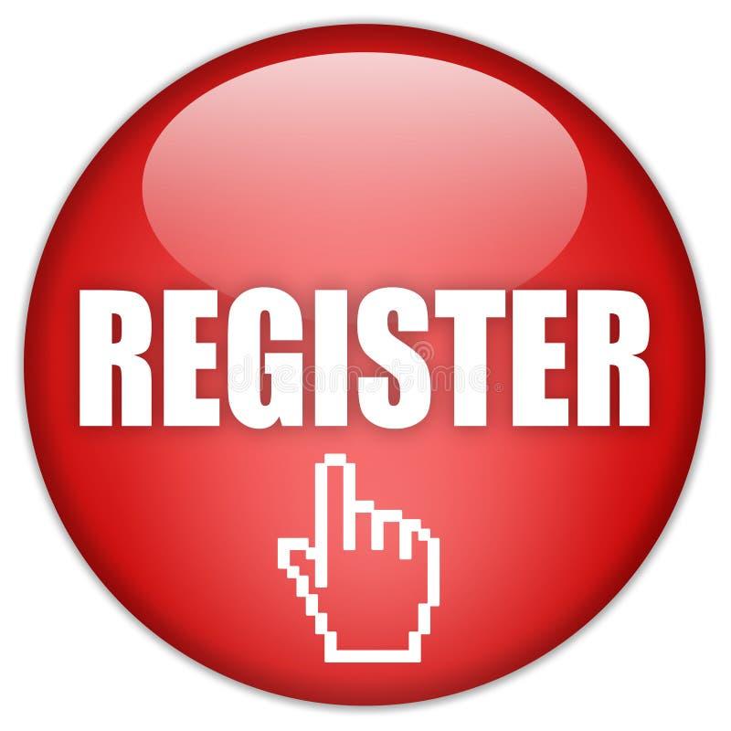Download Register now stock vector. Illustration of logo, enter - 17078843