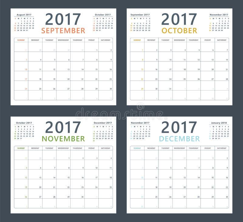 Registi settembre il pianificatore 2017 ottobre novembre for Pianificatore di blueprint gratuito