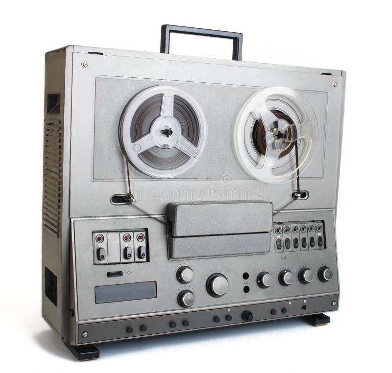 Registrador fotografía de archivo libre de regalías
