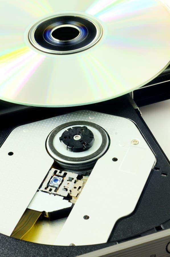 Registratore di DVD immagine stock