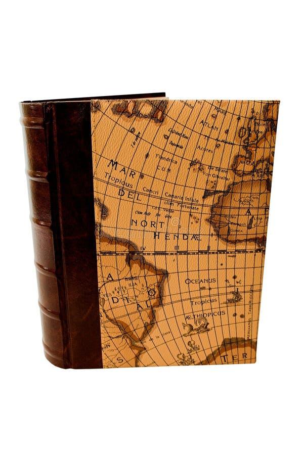 Download Registre Com Mapa, Fundo Isolado, Branco Foto de Stock - Imagem de ocidental, livro: 537414