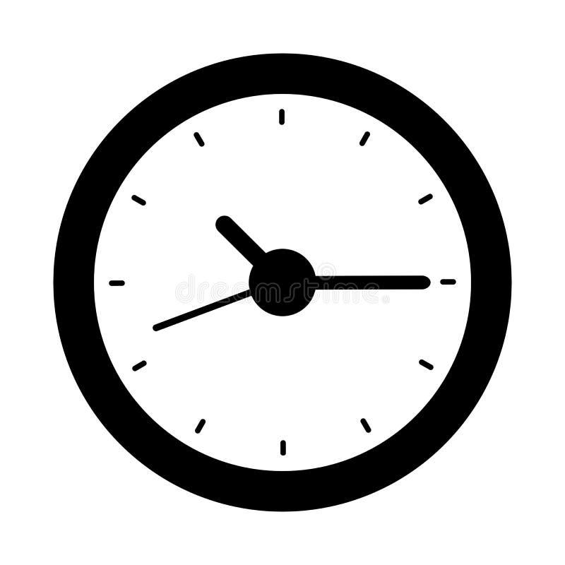 Registre con la flecha alrededor del icono, símbolo de la historia, ejemplo del logotipo - vector libre illustration